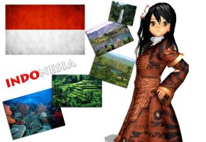 [APH-MMD] Indonesia by ChipiChii