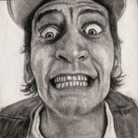Ernest P. Worrell by silenthero1