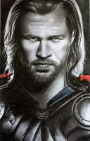 Thor by donchild
