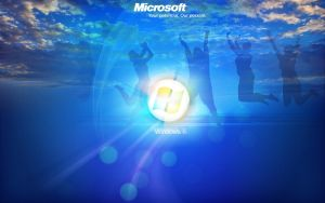 windows8 freedom wallpaper by rg-promise