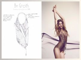 ByGroth Showpiece SS11 by mumitrold