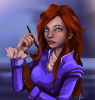 Shallan Davar by KowaiBakeofDOOM