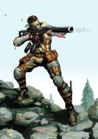 Recon by Beaver-Skin