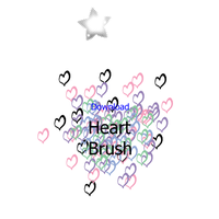 Heart Brush by terr1a
