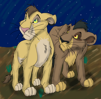 If Only We Had Been Brothers by SikiSpots