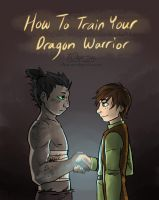How To Train Your Dragon Warrior by 10yrsy