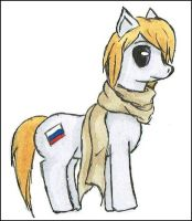 APH :Russia MLP by jaylauchiha
