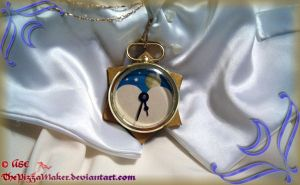 Tuxedo Kamen's Pocket Watch by ThePizzaMaker