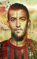 Sergio Busquets by angemicifuz