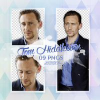 Pack png 419- Tom Hiddleston by worldofpngs