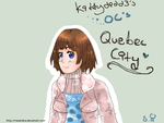 Request kittydidd3: Quebec City by MeSandra