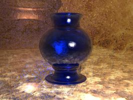 Vase In Sphere by Don64738
