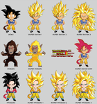 Dragonball TT Transformations by Brinx-dragonball
