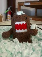 Domo at work by Nashiil