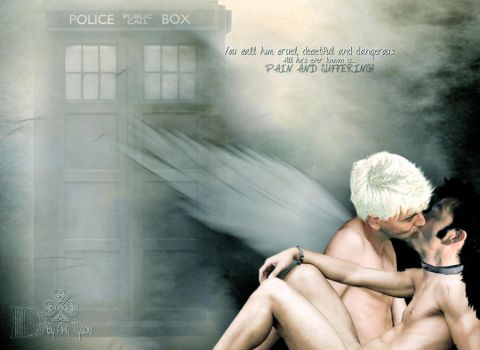 The Beauty in him - Darque/Lyte - Doctor Who by DoctorShamrock