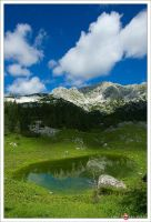 The little lake by ivancoric