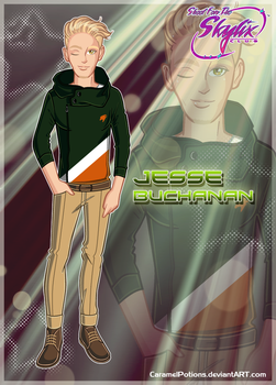 Jesse by CaramelPotions