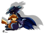 AT: Don't Ever Leave Me by eevee4everX3