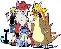 My pokemon by viandi