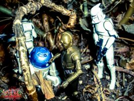 Droid Adventure 1 by MsComicStar86
