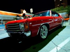 Red Chevelle by Swanee3