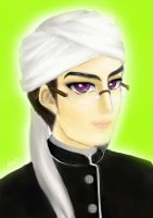 My name is Saifuddin by AynT-90