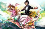 Flying Picnic by Pendalune