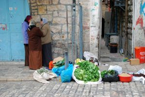 Arab women 2, Jerusalem by dpt56