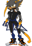 Xeros In His New Gear! by JustM3M0nt