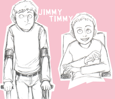 Jimmy and Timmy by gabbie