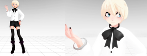 Alois Trancy MMD V3 Preview c: by chiigu