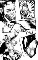 Undertow #3 presents The Forgetting Pt. 2, Pg.11 by ADAMshoots
