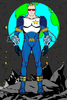 Captain Commando - Captain Commando by MetalHarbinger084