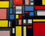 Composition of Red, Yellow, and Blue by calvert91