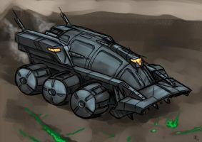 Harvester concept 3 by s0lar1x