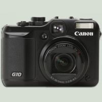 Canon G10 Icon by Markus-Weldon