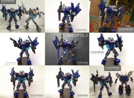 Custom Transformers Tracks by sherpole