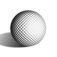 Golfball by ptBLANK