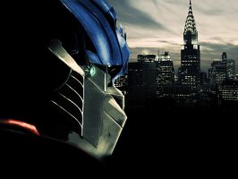 Transformers by p-eee