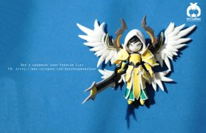 Eladriel - Summoners War figure by Booshandmadeshop