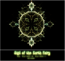 Sigil of the Earth Fairy by GleamingPinkStarlite