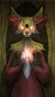 Delphox Awakens by Deems