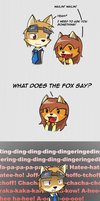 The fox said what now? by BlindSnipeFreeLancer