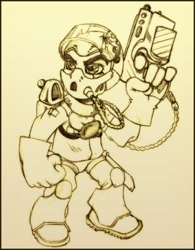 Grunt by Iron-Flag