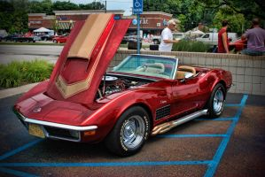Candy Apple Stingray by theCrow65