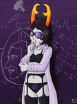What's Better Than Science? Sexy Science by SuperLlama