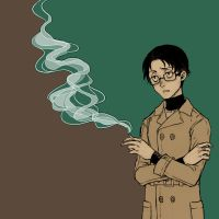 Smoking by su-jinko