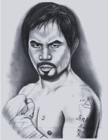 Manny Pacquiao WIP Draft by laart39