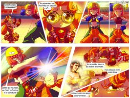 Aly y Dothy VS Ching P2 by azjazo