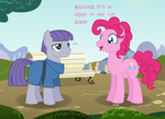 Meeting Maulder Berry by Itoruna-The-Platypus
